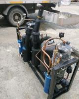 Многокомпрессорный агрегат на базе Copeland БУ