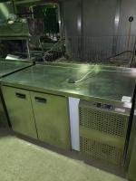 Стол холодильный Finist 2 двери 11400*700 БУ