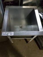 Ванна моечная 500*500 БУ