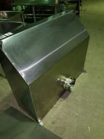 Зонт вытяжной без жироуловителей 1200*1000*400 БУ