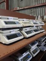 Электронные весы CAS на 10 кг БУ
