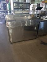 Стол для рыбы холодильный 1200*600 мм БУ