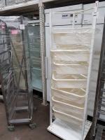 Шпилька-стеллаж в комплекте с ящиками БУ