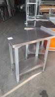 Стол вставка с бортом 400*700 мм БУ